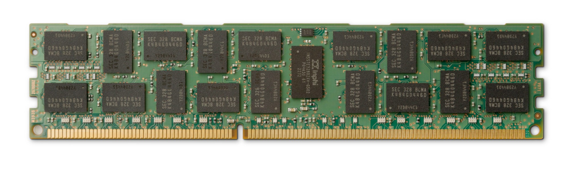 HP 8GB (1x8GB) DDR4-2133 MHz ECC Registered RAM