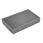 "Intenso 3,5"" Memory Board external hard drive 4000 GB Anthracite"