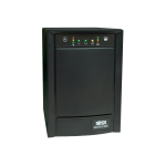 Tripp Lite SmartPro 230V 750VA 500W Line-Interactive Sine Wave UPS, Tower, Network Card Options, USB, DB9 Serial