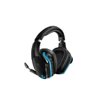Logitech G G935 Headset Head-band Black, Blue