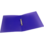 Q-CONNECT Q CONNECT RING BINDER FROSTED PURPLE