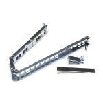 Black Box CMA-1U rack accessory Cable management panel