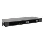 Tripp Lite 16-Port Serial Console Server, USB Ports (2) - Dual GbE NIC, 4 Gb Flash, Desktop/1U Rack, CE