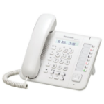 Panasonic KX-DT521 Wired handset LCD White IP phone