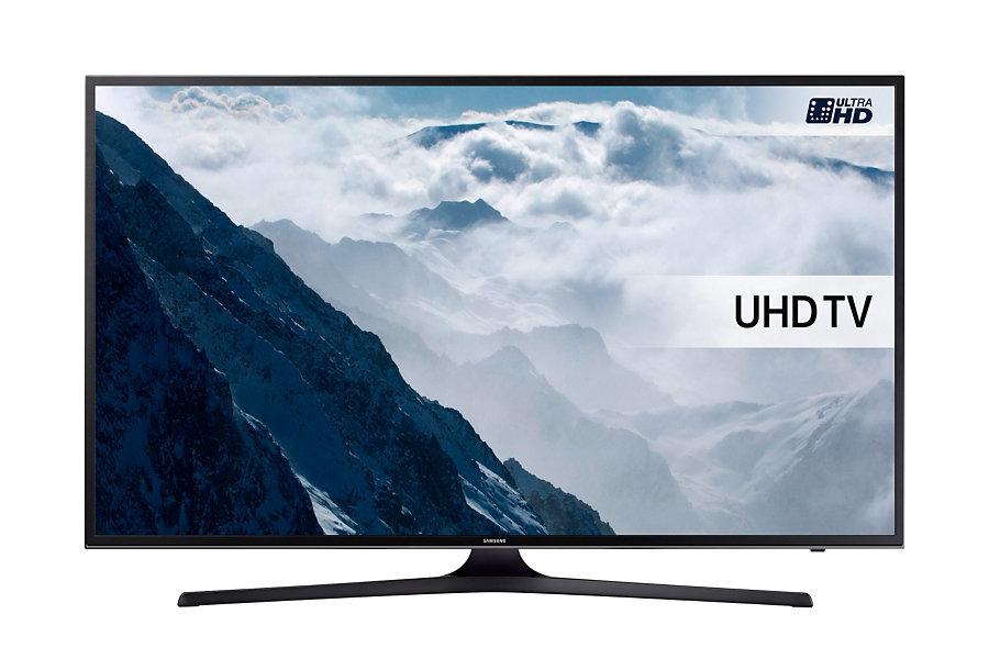 """Samsung UE40KU6000K 40"""" 4K Ultra HD Smart TV Wi-Fi Black"""
