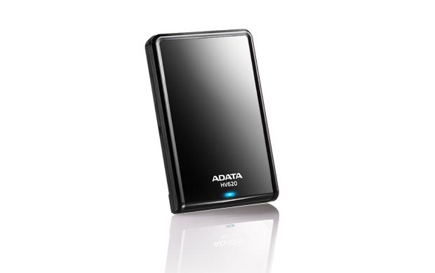 ADATA HV620 1TB 1000GB Black external hard drive