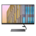 "Lenovo Q24h 60,5 cm (23.8"") 2560 x 1440 Pixeles Quad HD LED Gris"