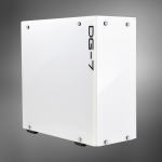 EVGA DG-75 Midi-Tower White computer case
