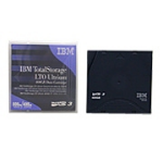 IBM LTO 3 Media 5 pack 1.27 cm