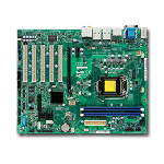 Supermicro C7H61 LGA 1155 (Socket H2) ATX server/workstation motherboard