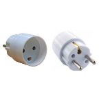 Microconnect GRUDKSCH socket-outlet Type F White