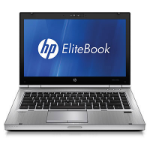 "HP EliteBook 8460p 2.6GHz i5-2540M 14"" 1600 x 900pixels Silver Notebook"