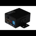Digitus DS-55901 AV repeater Black AV extender