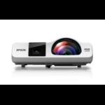 Epson 536Wi data projector 3400 ANSI lumens 3LCD WXGA (1280x800) Desktop projector White