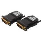 Gefen EXT-DVI-FM15 AV transmitter Black audio/video extender
