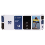 HP C4940A (83) Ink cartridge black, 680ml