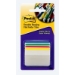 Post-It 686A1 tab index Green,Red,Yellow