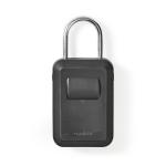 Nedis KEYCCP01BK safe Combination lock Aluminium Black