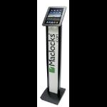 Compulocks BrandMe Black Tablet Multimedia stand