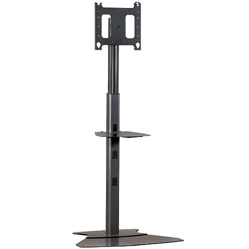 """Chief MF1UB flat panel floorstand 165.1 cm (65"""") Fixed flat panel floor stand Black"""