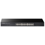 Edimax GS-1026 V2 network switch Unmanaged Gigabit Ethernet (10/100/1000) Black