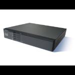 Cisco 867VAE-K9-RF Ethernet LAN Black wired router