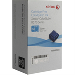 108R00931 - Pack of 2 CYAN XEROX ORIGINAL ink sticks for ColorQube 8570 & 8580 (4,400 pages)