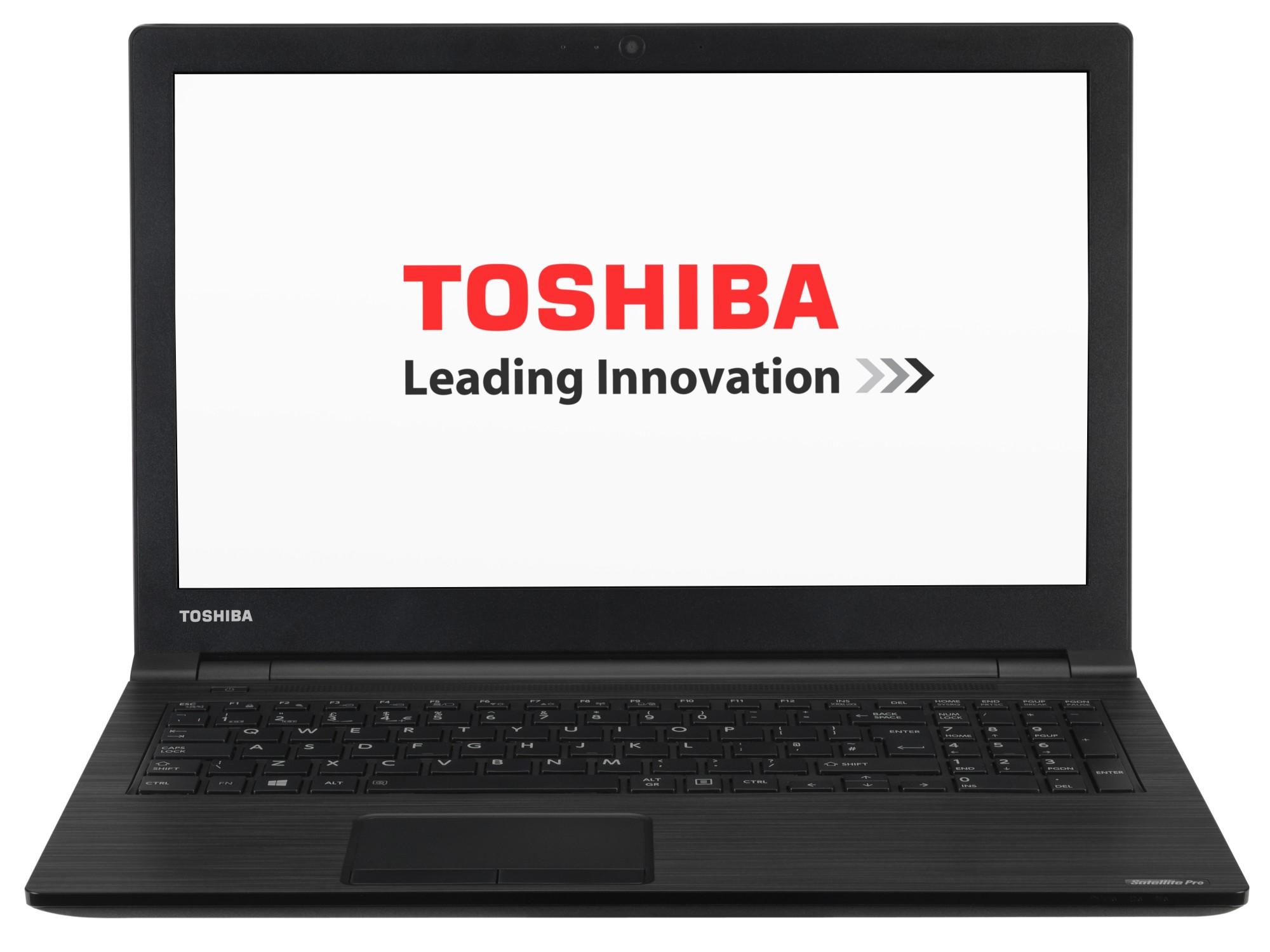 "Toshiba Satellite Pro R50-E-14N Zwart, Grafiet Notebook 39,6 cm (15.6"") 1366 x 768 Pixels 2,3 GHz Zevende generatie Intel® Core™ i3 i3-7020U"