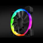 COUGAR Gaming CF-V12SET-RGB computer cooling component Computer case Fan 12 cm Black