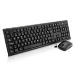 V7 Wireless Keyboard and Mouse Combo, Spanish