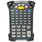 Zebra KYPD-MC9XMW000-01R mobile device keyboard Black, Grey