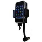 Premiertek GP-FM3G 88.1 - 107.9MHz Wired Black FM transmitter