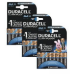 Duracell BUN0030A household battery Single-use battery AAA Alkaline