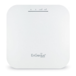 EnGenius EWS377AP WLAN access point 2400 Mbit/s Power over Ethernet (PoE) White