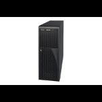 Intel P4000XXSFDR carcasa de ordenador Ultra torre Negro 460 W