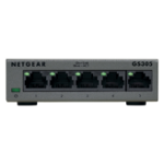 Netgear GS305 Unmanaged L2 Gigabit Ethernet (10/100/1000) Grey