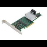 Fujitsu EP400i RAID controller PCI Express 3.0 12 Gbit/s