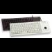 CHERRY G84-5400LUMES teclado USB Gris
