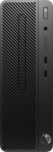 HP 290 G1 3.6GHz i3-8100 SFF Black PC