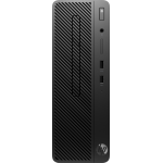 HP 290 G1 8th gen Intel® Core™ i3 i3-8100 4 GB DDR4-SDRAM 128 GB SSD Black SFF PC