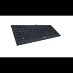 CHERRY Strait Black 3.0 USB AZERTY French Black keyboard JK-0360FR