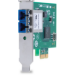 ALLIED Single port Fiber Gigabit NIC for 32-bit PCIe x1 bus  SC  RoHs Version