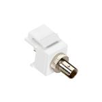 Black Box FMT323-R2 fiber optic adapter ST White