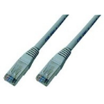 Microconnect SSTP 1.5m CAT6 LSZH 1.5m Grey networking cable