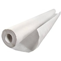 CPACK WHITE BANQUET ROLL 50M WHITE 2232