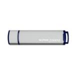 Super Talent Technology ST3U64ST4 USB flash drive 64 GB USB Type-A 3.2 Gen 1 (3.1 Gen 1) Aluminium,Blue