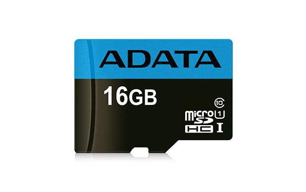 ADATA Premier 16GB MicroSDXC UHS-I Class 10 memory card