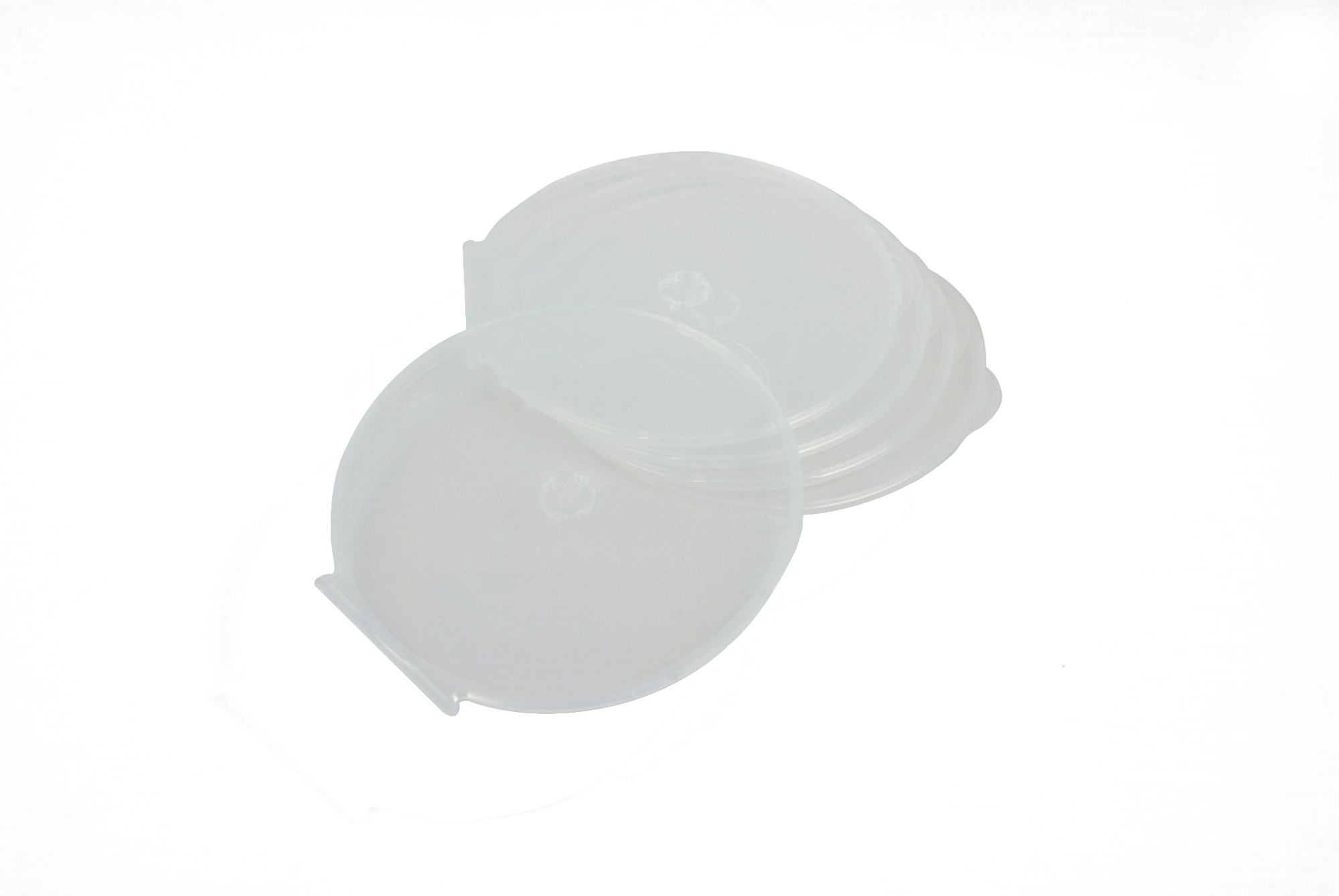 Fellowes 9834201 optical disc case DVD case 1 discs Transparent