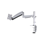 "Newstar FPMA-D950 30"" Silver flat panel desk mount"