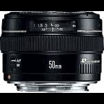 Canon EF 50mm f/1.4 USM SLR Standard lens Black